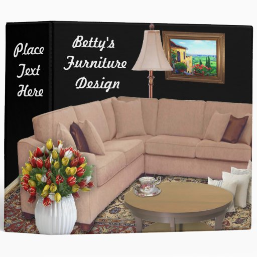 Furniture Design Binder
