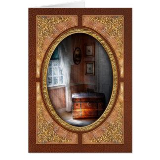 Furniture - Family Secrets Greeting Card