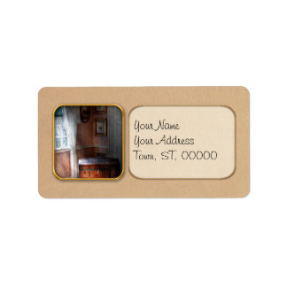 Furniture - Family Secrets Personalized Address Labels