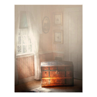 Furniture - Family Secrets Letterhead
