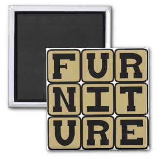 Furniture, Housewares Fridge Magnet