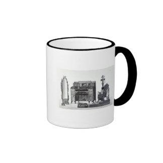 Furniture in the Grecian Style Ringer Coffee Mug