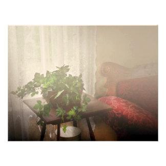 Furniture - Ivy in a window Letterhead