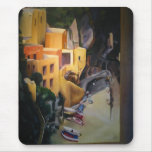 Furore Italy mouse pad