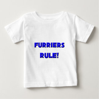Furriers Rule! T-shirts