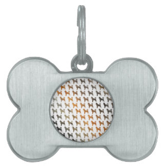 Furry Dogs Pet Tag