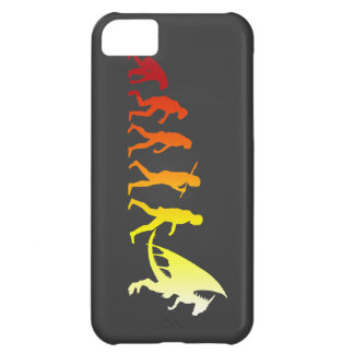 Furry evolution cover for iPhone 5C
