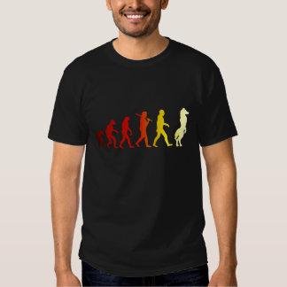 Furry evolution tshirt