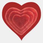 Furry, Fancy Valentine Martzkin Sticker Sheet