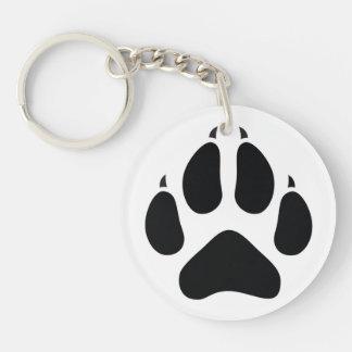 Furry Fandom Keychain