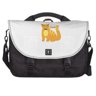 Furry Friend Laptop Bags