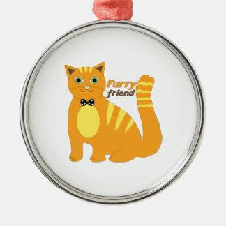 Furry Friend Christmas Ornament