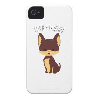 Furry Friends Case-Mate iPhone 4 Case