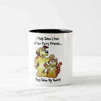 Furry Friends Mug