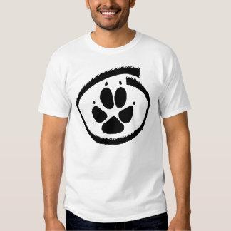 Furry Inside (Fox Paw) Shirts