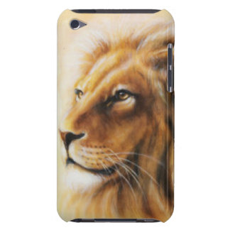 Furry Lion iPod Touch Case-Mate Case