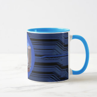 Furry Surfers:Tortie mug