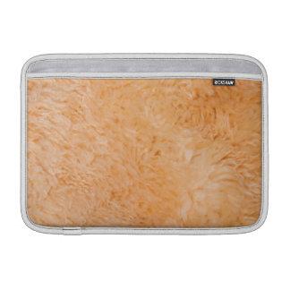 Furry Texture MacBook Air Sleeve