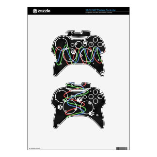 Furry Xbox gamer Skin Xbox 360 Controller Skin