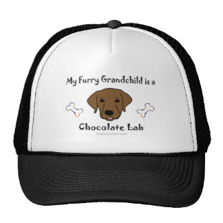 furrygranchild2014 trucker hat