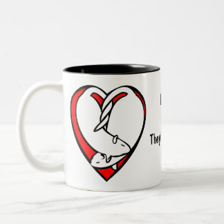 Furs Rhyme Sweetheart Rats Mug