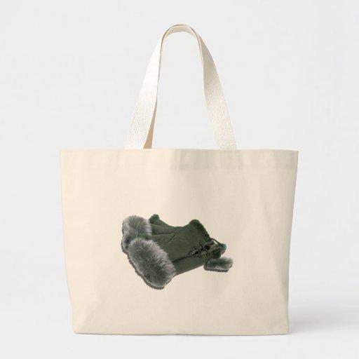 FurTrimmedFingerlessGloves032112.png Tote Bag