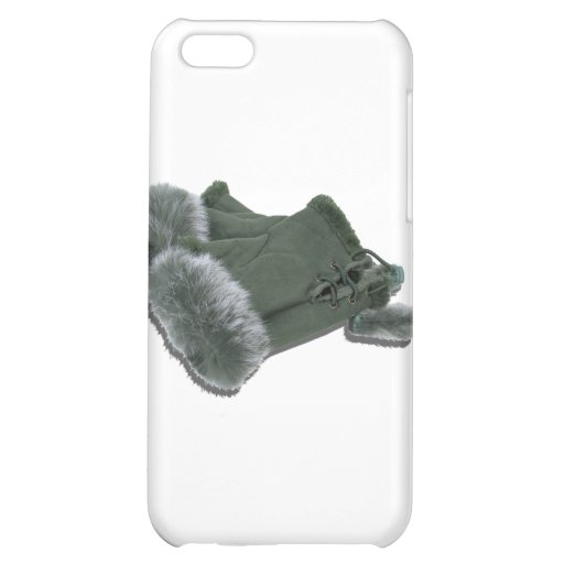 FurTrimmedFingerlessGloves032112.png Cover For iPhone 5C