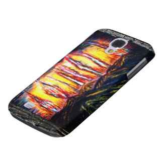 Fury Fires Galaxy S4 Cover