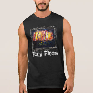 Fury Fires Sleeveless Shirt