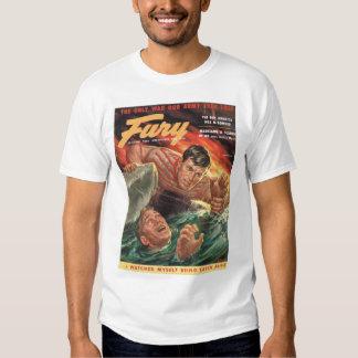 FURY Pulp Magazine Cover 1955 T-shirt