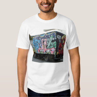 FURY Truck T-shirt