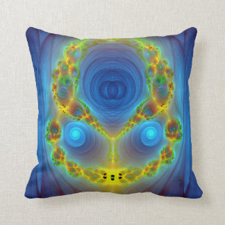 Fury Variation 1  Throw Pillow