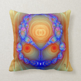 Fury Variation 2  Throw Pillow