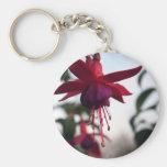 Fuschia Key Chain