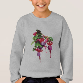 Fuschia, Marshia Sweatshirt