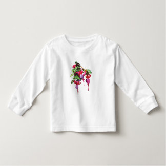 Fuschia, Marshia Toddler T-shirt