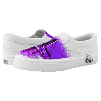 Fuschia Narrows Bridge Z slipons Slip-On Sneakers