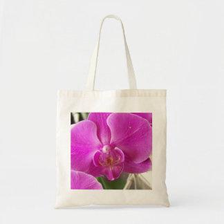 Fuschia Orchid Budget Tote Bag