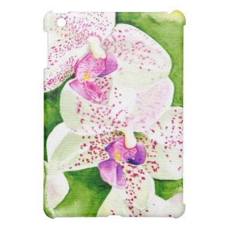 Fuschia Orchids iPad Mini Cases