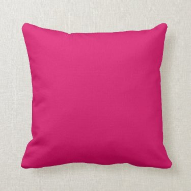 Fuschia Pillows