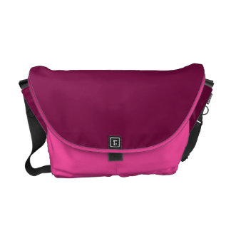 fuschia pink color courier bags