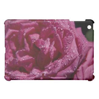 Fuschia Rose  Case For The iPad Mini