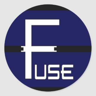 Fuse Student Ministries Sticker