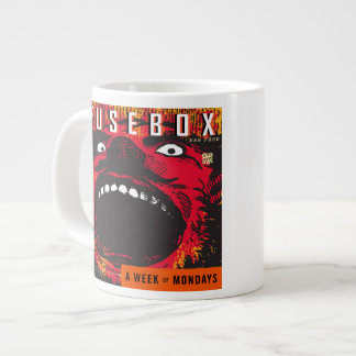 "Fusebox Jumbo Mug ""A Week of Mondays"""
