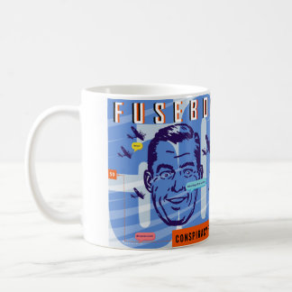 Fusebox Show 50 Commemorative Mug