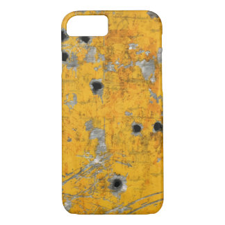 Fuselaje de aviones del vintage (agujeros de bala) funda iPhone 7