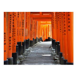 Fushimi Inari Postcard