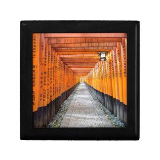 Fushimi Inari Shrine Kyoto Japan Jewelry Box