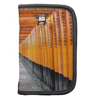 Fushimi Inari Shrine, Kyoto Japan Folio Planners