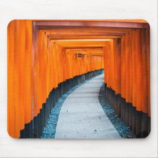 Fushimi Inari Shrine Mouse mat